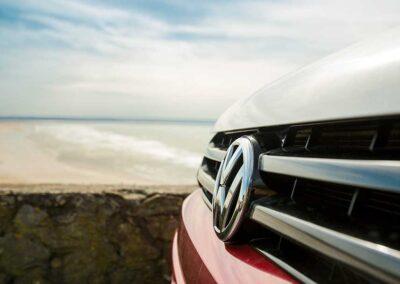 VW bumper